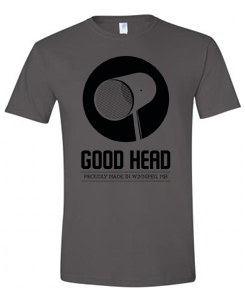 Good Head Mallet Head shirt
