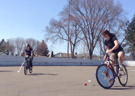 Thunder Bay Bike Polo