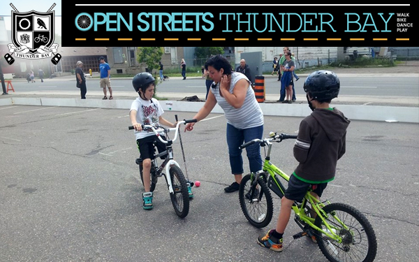 Open Streets Thunder Bay